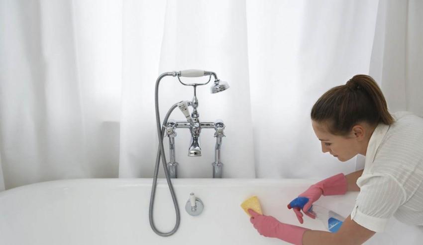 ТОП-10 Лучших Средств для Чистки Ванной