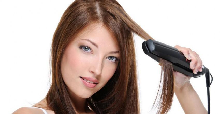 Виды утюжков для волос